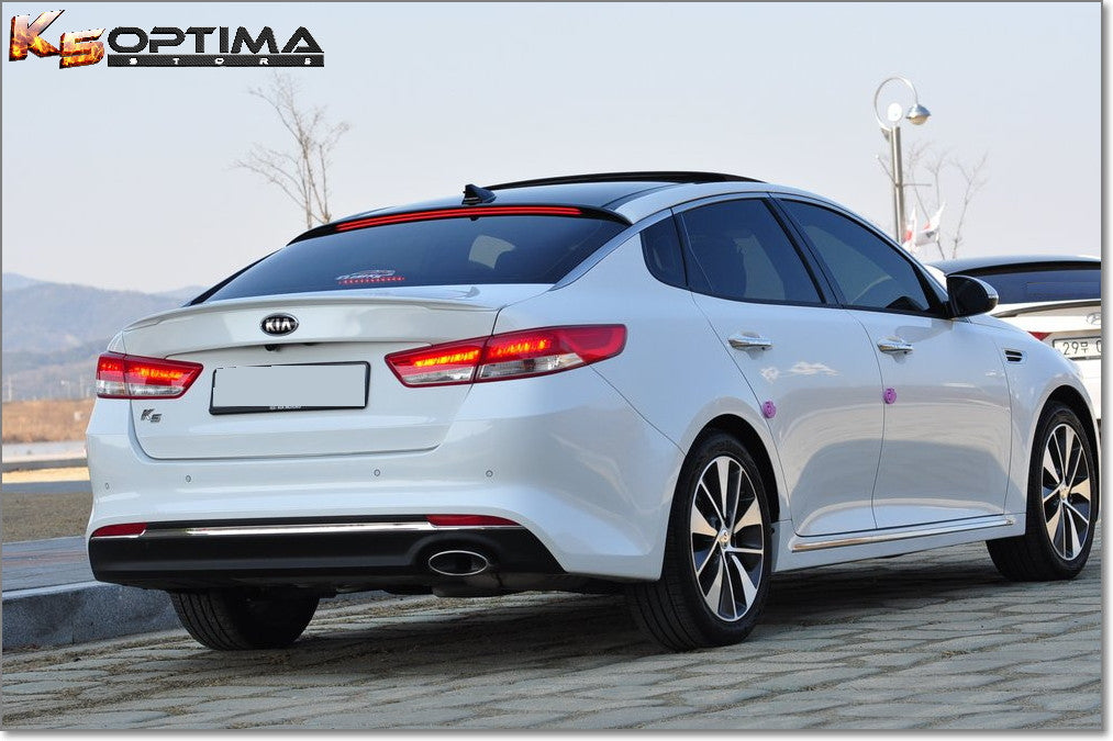 Keen Design Kia Optima Trunk Spoiler X