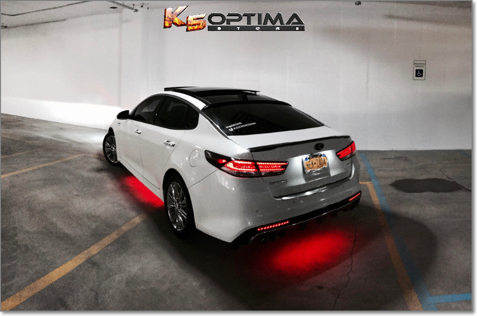 K5 Optima Store 2016 2018 Kia Optima Painted Trunk