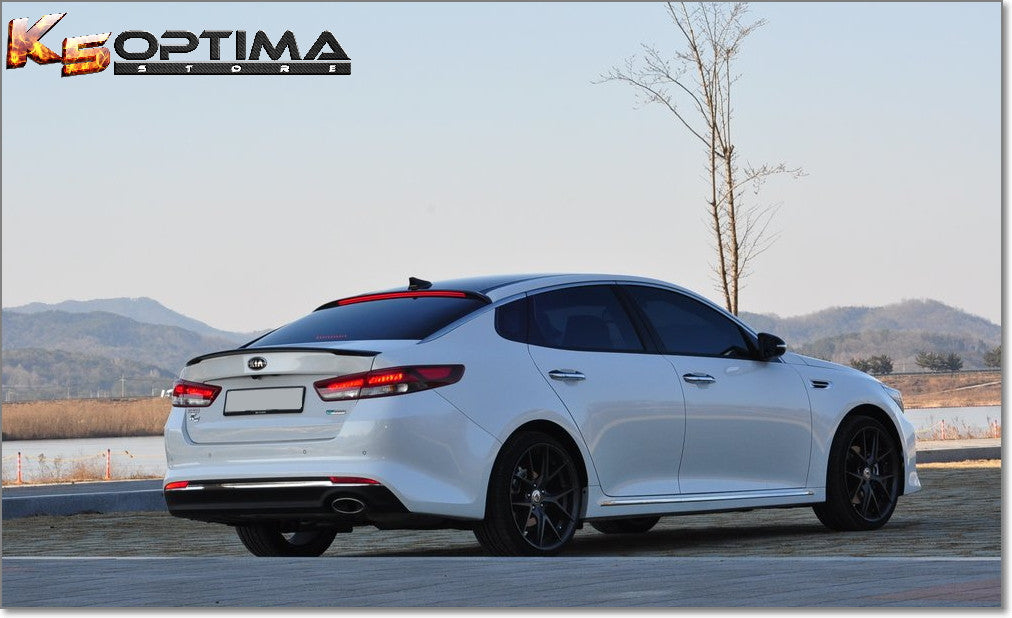 Vendor Fs 2016 2018 Kia Optima Painted Trunk Spoiler