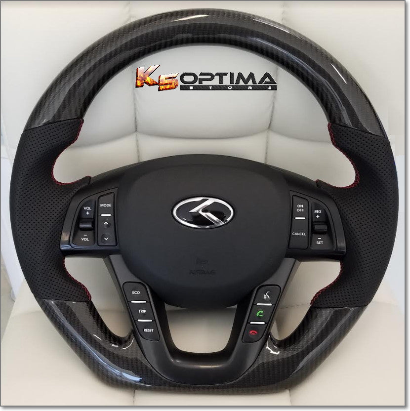 CARBON FIBER LOOK R1 BLACK i STEERING WHEEL COVER TO FIT A VAUXHALL ASTRA