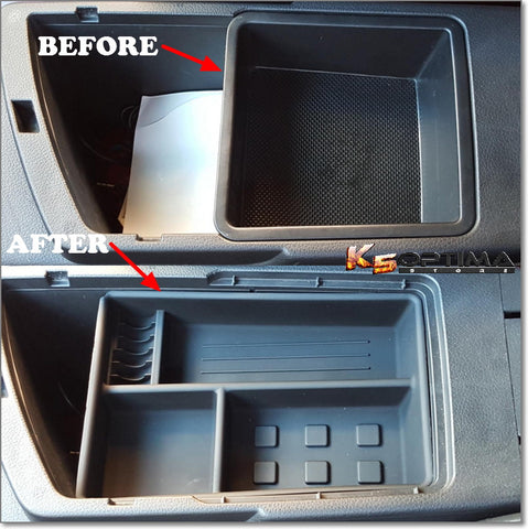 2011-2015 Kia Optima Center Console Tray Insert