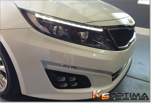2011-2015 Kia Optima KDM Dual Projector Headlights