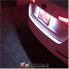 Kia Cadenza License Plate leds