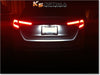 Kia optima license plate leds