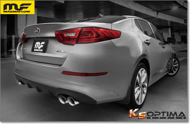 Magnaflow exhaust kia optima