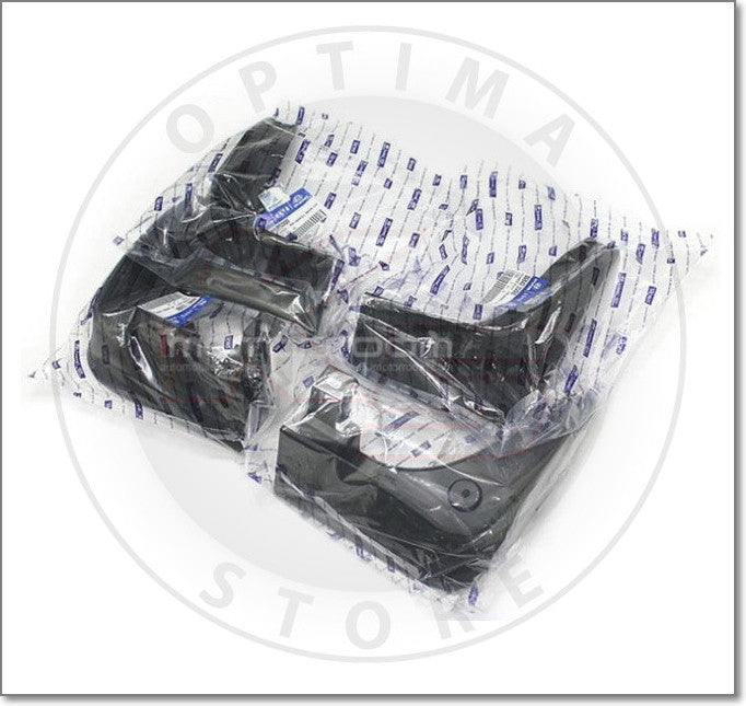 Kia optima mud guards