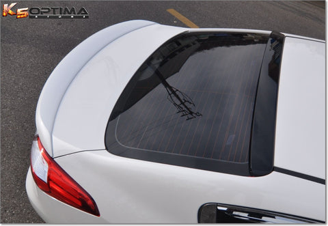 2014-2017 Kia Forte Sedan Roof Spoiler by Keen Design