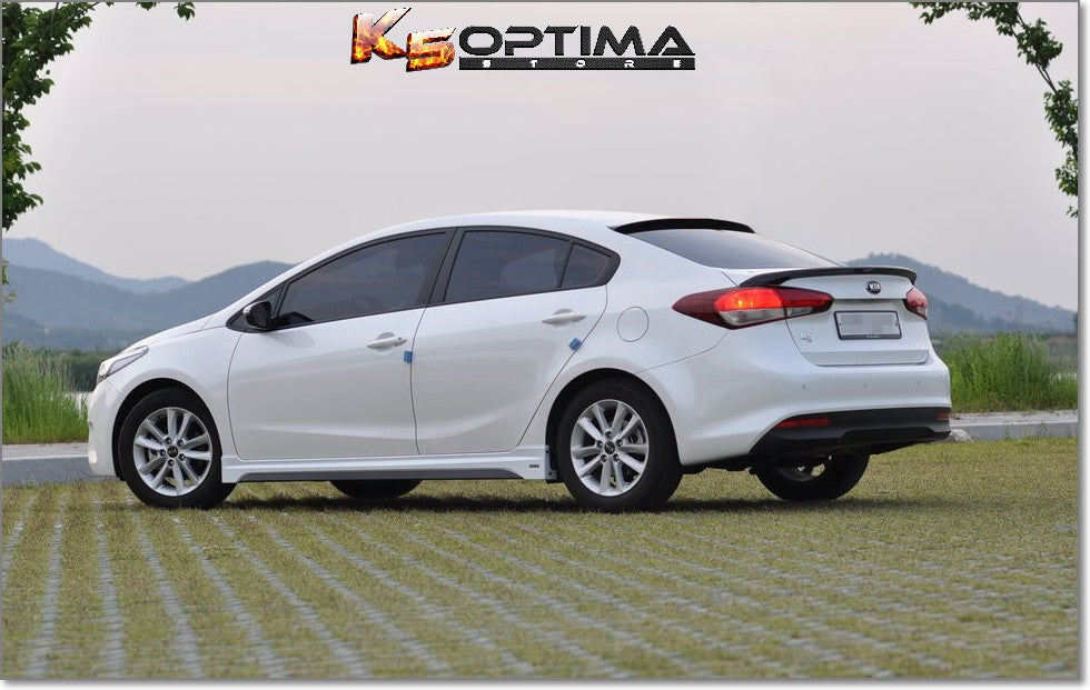 Kia Forte For Sale >> K5 Optima Store - 2014-2017 Kia Forte Sedan Roof Spoiler ...