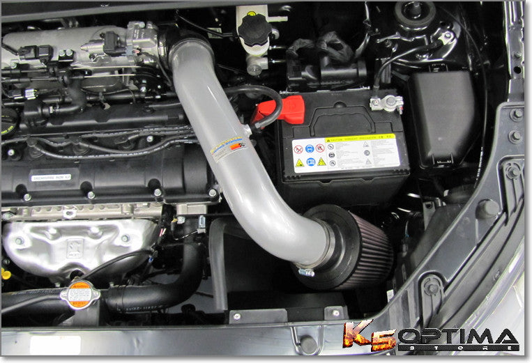 KIA Soul Cold Air Intake: 2011 KIA Soul Exhaust At Woreks.co