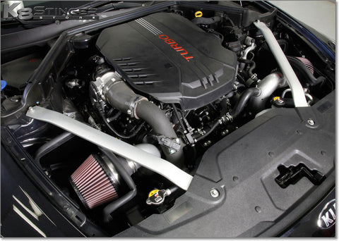 Kia Stinger 3.3T - K&N Typhoon Performance Intake System
