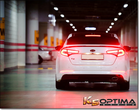 2011-2015 Kia Optima Roof Spoiler
