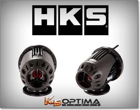Limited Edition Gunmetal Black HKS BOV Kit
