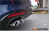 Optima magnaflow exhaust