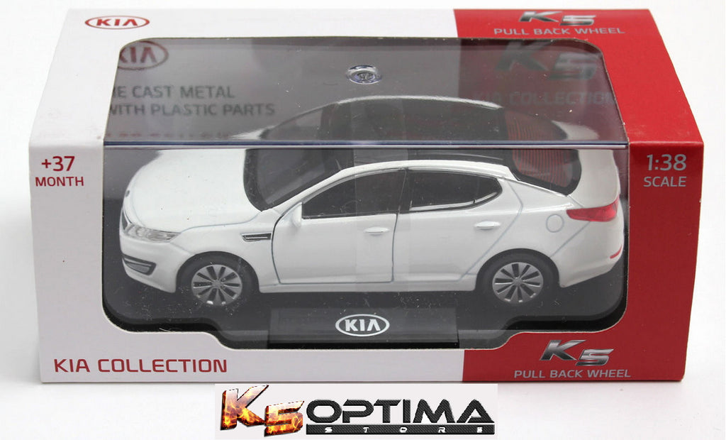 Offer Up Cars For Sale >> K5 Optima Store - 2011-2015 Kia Optima 1:38 Die Cast Model ...