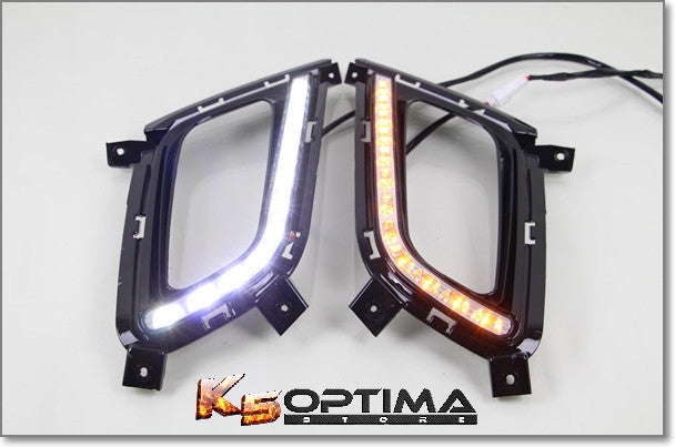 k5 optima store 2014 2015 kia optima daytime running lights w