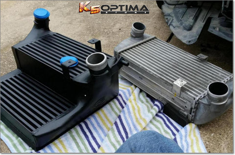Kia Optima Intercooler Upgrade - Wagner Tuning