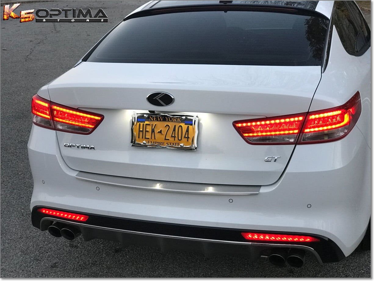 16 optima led lights