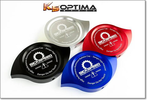SickSpeed Billet Aluminum Radiator Cap