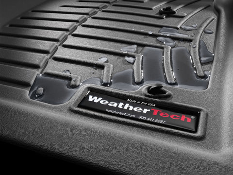 K900 WeatherTech Digital Fit Floor Liners