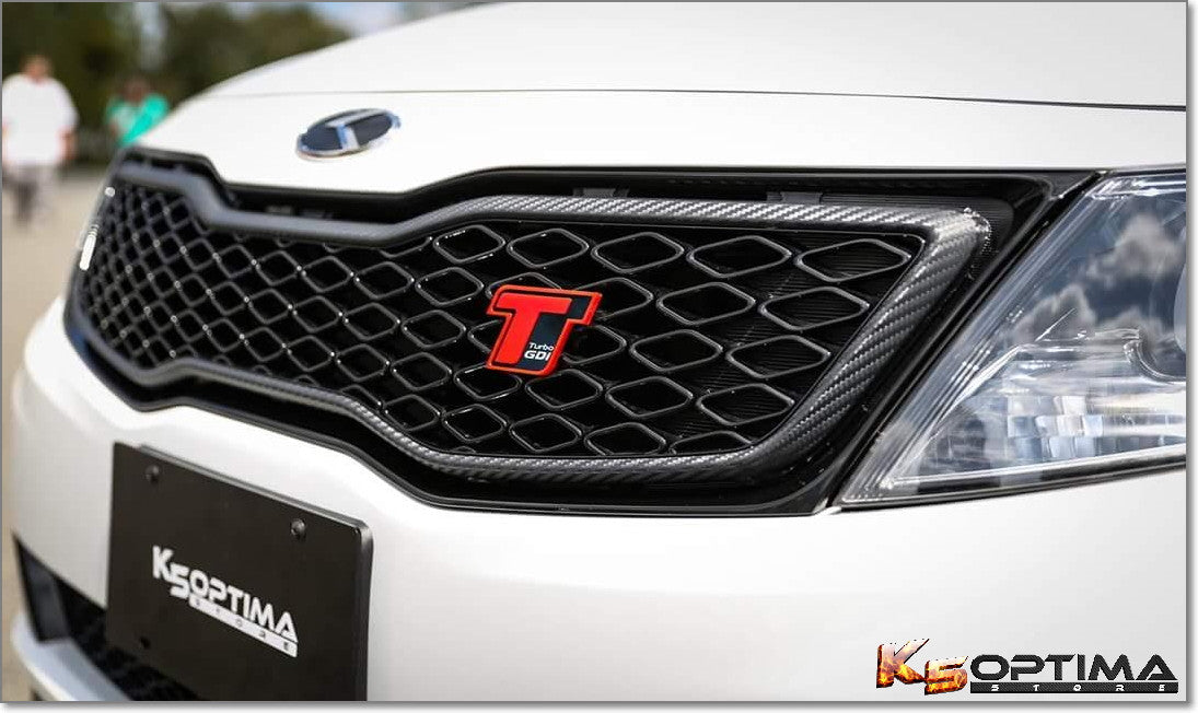 "2016 Kia Sorento For Sale >> K5 Optima Store - Kia & Hyundai ""T"" Turbo Grille Emblem"