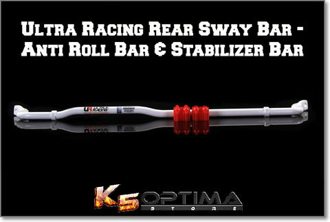 Ultra Racing Rear Sway Bar - Anti Roll/Stabilizer Bar