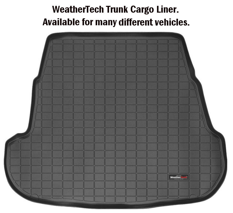 Kia Optima trunk liner