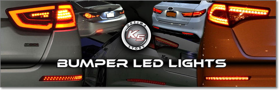 Rear Bumper LED Lights