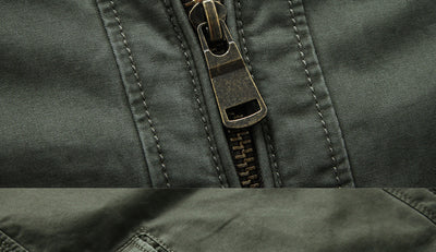 Anti-cut Anti-Stab Resistant Self Protection Military Discreet Stealth Jacket!-SPYMODS