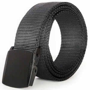 SECRET HIDDEN POCKET TRAVEL Nylon DIVERSION CASH BELT-SPYMODS