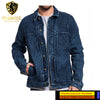 UHMWPE NIJ-IIIa Discreet Bullet Proof Unnoticeable Denim Jacket-SPYMODS