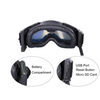 1080P HD Video Recording Ski Goggles DVR/WIFI Action Built In Camera-SPYMODS