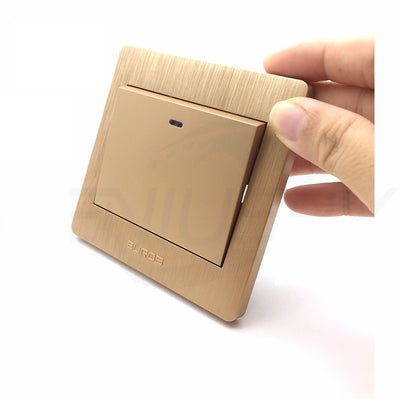 1080P WIFI IP ROCKER LIGHT SWITCH SPY NANNY CAMERA W/MOTION DETECTION-SPYMODS