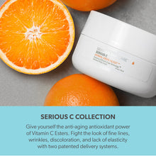 Load image into Gallery viewer, SERIOUS C-3 PLASMA Bio Technology C Clean Vitamin C 3X the Size Cleanser 12oz
