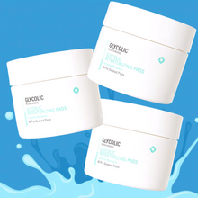 Load image into Gallery viewer, Glycolic Retexturizing Treatment Pads TRIO