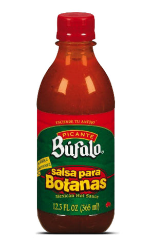 Bufalo Botanera Mexican Hot Sauce - 12.3 oz