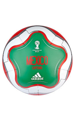 Mexico 2014 Capitano Soccer Ball