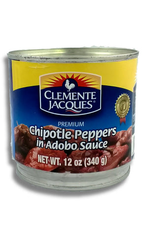 Clemente Jacques Whole Chipotle Peppers in Adobo Sauce