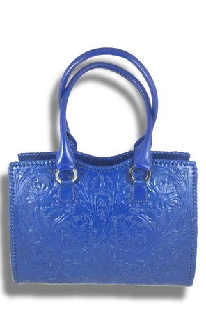 """Copan"" Leather Handbag"