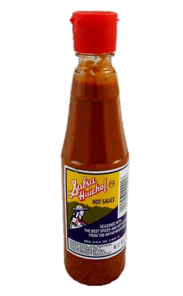 Salsa Huichol Hot Sauce (6 Oz)