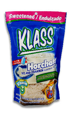 Klass Horchata Drink Mix