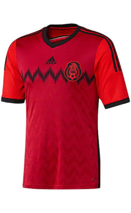 Mexico 2014 Away Jersey (Men's)