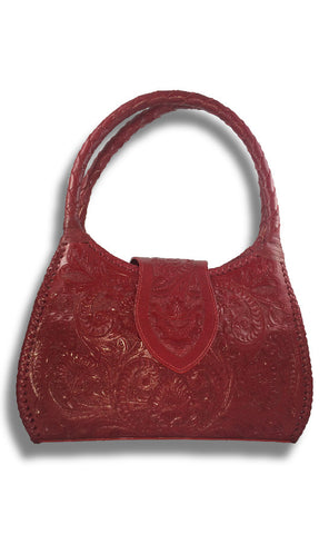 """Oaxaca"" Leather Handbag"