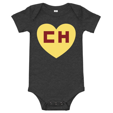 Chapulin Baby short sleeve one piece