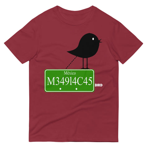 Placas Bird Short-Sleeve T-Shirt