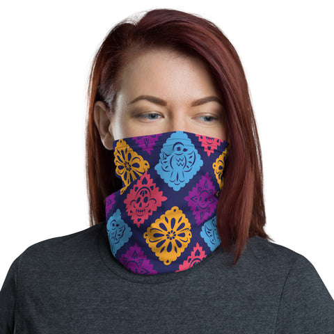 Papel Picado Neck Gaiter
