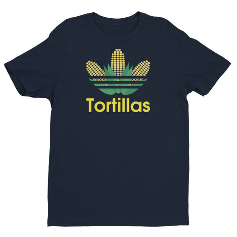 """Tortillas"" Short Sleeve T-shirt"