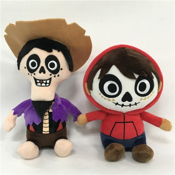 Hector & Miguel Plush Dolls from Coco