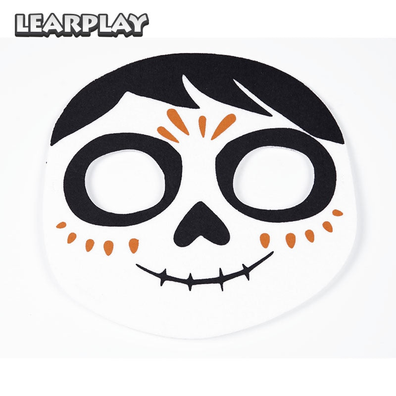 Miguel from Coco Cosplay Mask