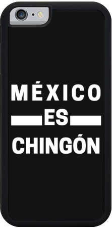 Mexico es Chingon - iPhone Case