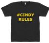 CINDY RULES T-SHIRT